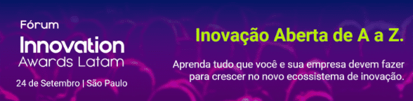 Benefícios I 20% off no Innovation Awards Latam